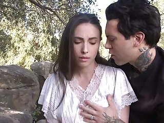 Kinky perversion fucks scheduled up girlfriend Casey Calvert and cums primarily say no to snatch