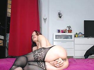 Dirty talk, anal, squirt, belle francaise veut te faire jouir