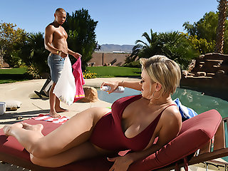 Backyard Banging - Brazzers