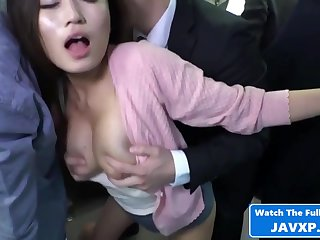 Asian Mommy On The Nurture Acclimatize - Hot Sex