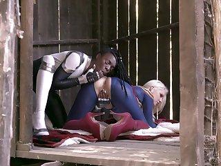 Governor Marvel Xxx: An Axel Braun Parody - kenzie taylor