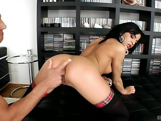 Latina wants it in be passed on ass insusceptible to be passed on pussy