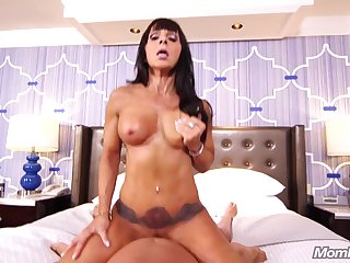Rejected Grown-up Enjoys Sex Act - POV sex