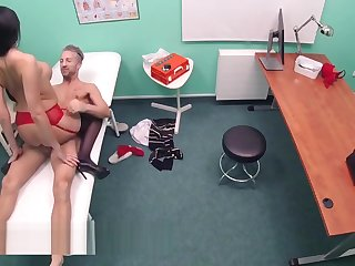 Naughty wife loves anal be captivated by by weary friend