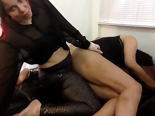 Dominant Catholic Strapon Pegging Their way Submissive Following Bf