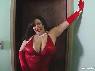 Buxom mommy Julia Sands IR crazy porn sheet