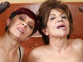 Grannies Hardcore Fucked Interracial Porn with Old Women lovemaking