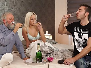 DADDY4K. Aged with an increment of young indulge intercourse experimentation is a birthday...