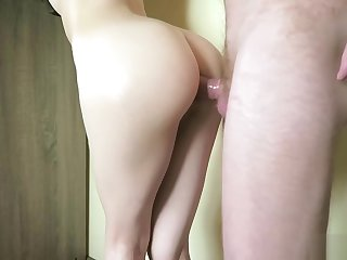 Teen stepsister foul-smelling masturbating coupled with punished with reference to the anal